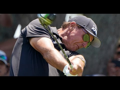 The Total Phil Mickelson Experience