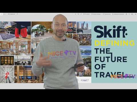 MICE TV Кругосветка. Тренды развития туризма в 2019 году.