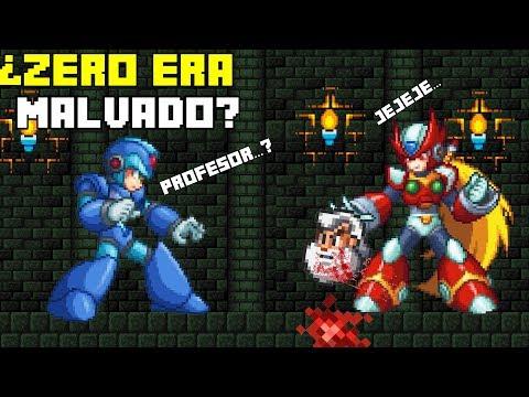 La Historia de Mega Man X ¿Zero era Malvado? - Pepe el Mago