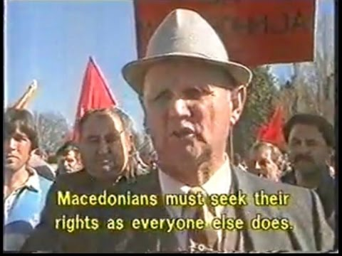 1988: The Macedonian Question Has Reached Australia