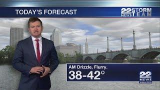 Wednesday Morning Video Forecast 12/7/2016
