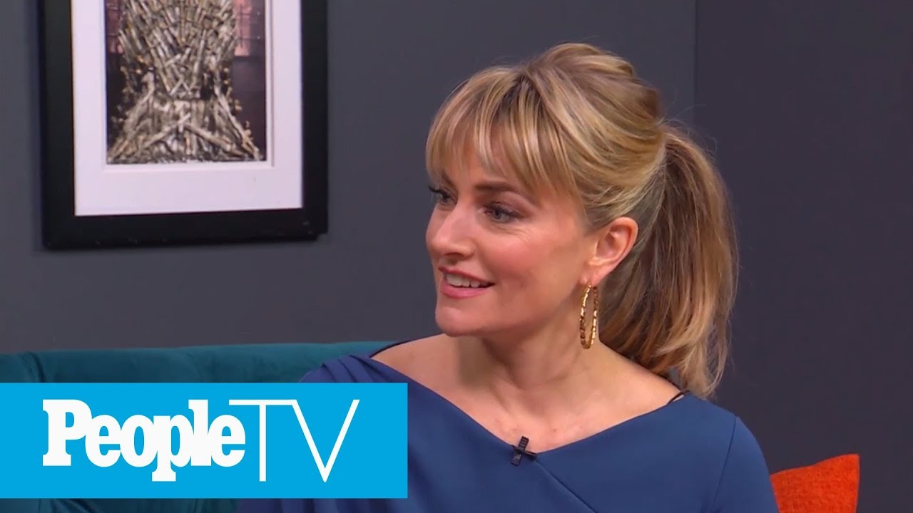 Mädchen Amick Has Ideas On How To Bring Back 'Witches Of East End' | PeopleTV