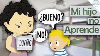 5  Razones por las que tu Hijo no Aprende