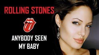Rolling Stones - Anybody Seen My Baby - Angelina Jolie !!!