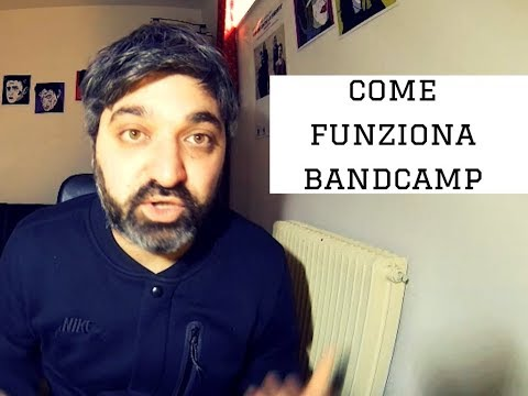 COME FUNZIONA BANDCAMP