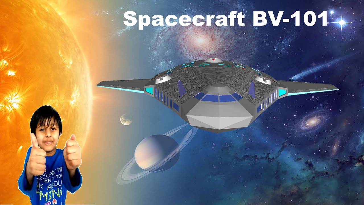 Spacecraft Model BV-101 to visit entire Solar System