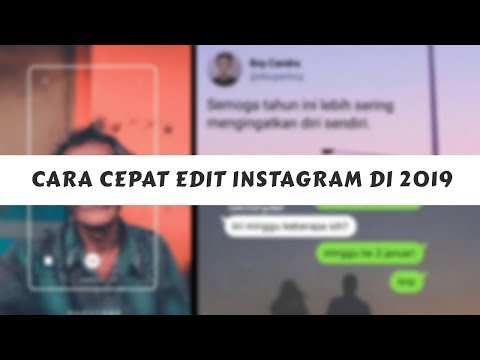 Edit Foto Instagram Story Picsart Android & IOS | Instagram Trik Terbaru
