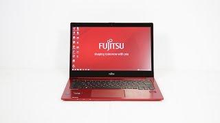 Видео обзор ультрабука Fujitsu LifeBook U904