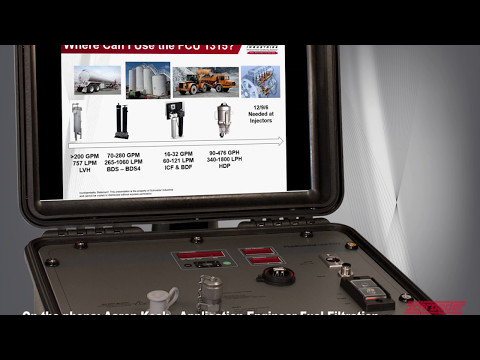 FCU1315 | Fuels Fluid Control Unit | New Product Release