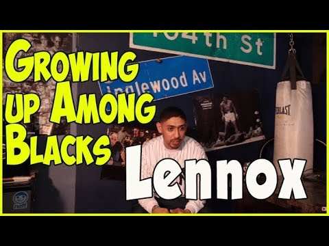 Growing up Mexican in Lennox & Inglewood is different from growing up in East LA & Boyle Heights