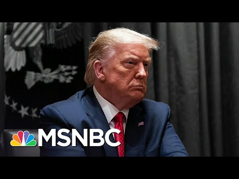 Team Trump Feels 'Grim' About Re-Election As Problems Pile Up | The 11th Hour | MSNBC