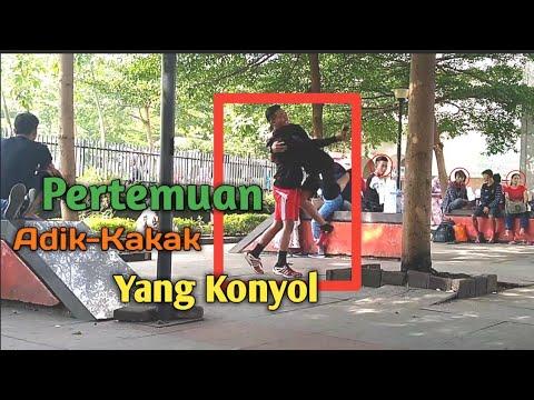 ADIK - KAKAK YANG SUDAH LAMA BERPISAH - PRANK INDONESIA