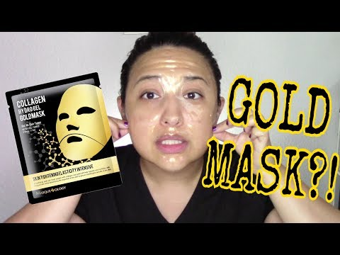 Gold Cleanser by Masqueology #6