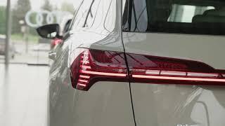 Audi e-tron!