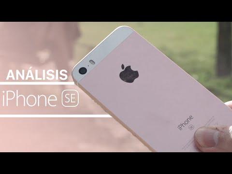 iPhone SE, review a fondo en español