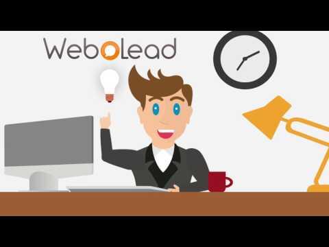 Découvrez comment transformer vos visiteurs en prospects simplement avec WebOLead