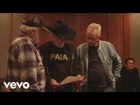 Willie Nelson, Merle Haggard - Working with Willie and Merle