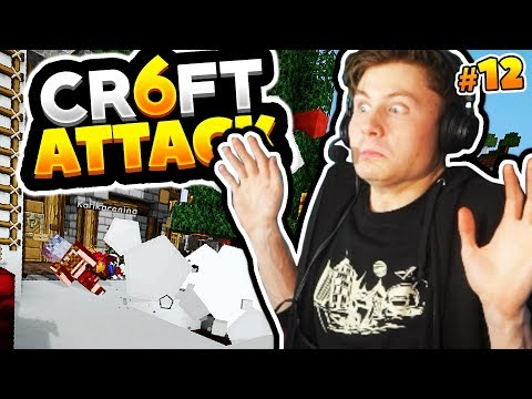 Der DÜMMSTE TOD ever | Minecraft CRAFT ATTACK #12 | Dner & Kati