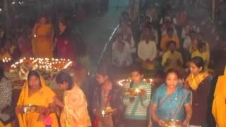 108 Kundiya Yagay Aarti by Gayatri Parijan Indore