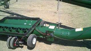 Grain Auger UltraCart Farm
