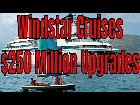 Windstar Will Cut 3 Ships In Half And Add 80 Foot Extensions With $250 Million Upgrade