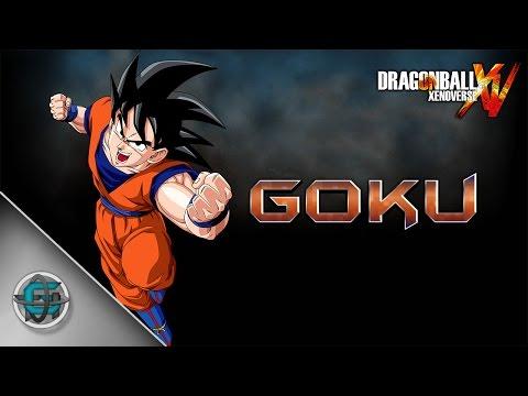 Dragon Ball Xenoverse - Character Creation: Goku