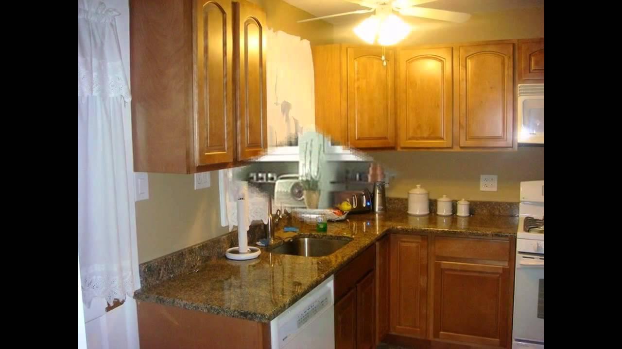 Kitchen decorating ideas with white appliances - YouTube