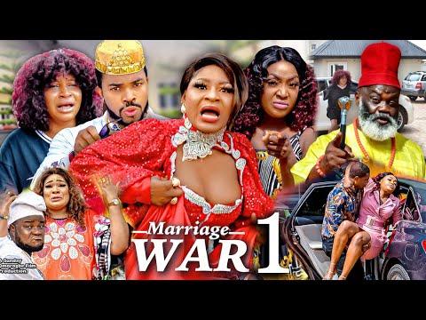Download MARRIAGE WAR SEASON 1(New Movie) DESTINY ETIKO 2021 Latest Nigerian Nollywood Movie 720p