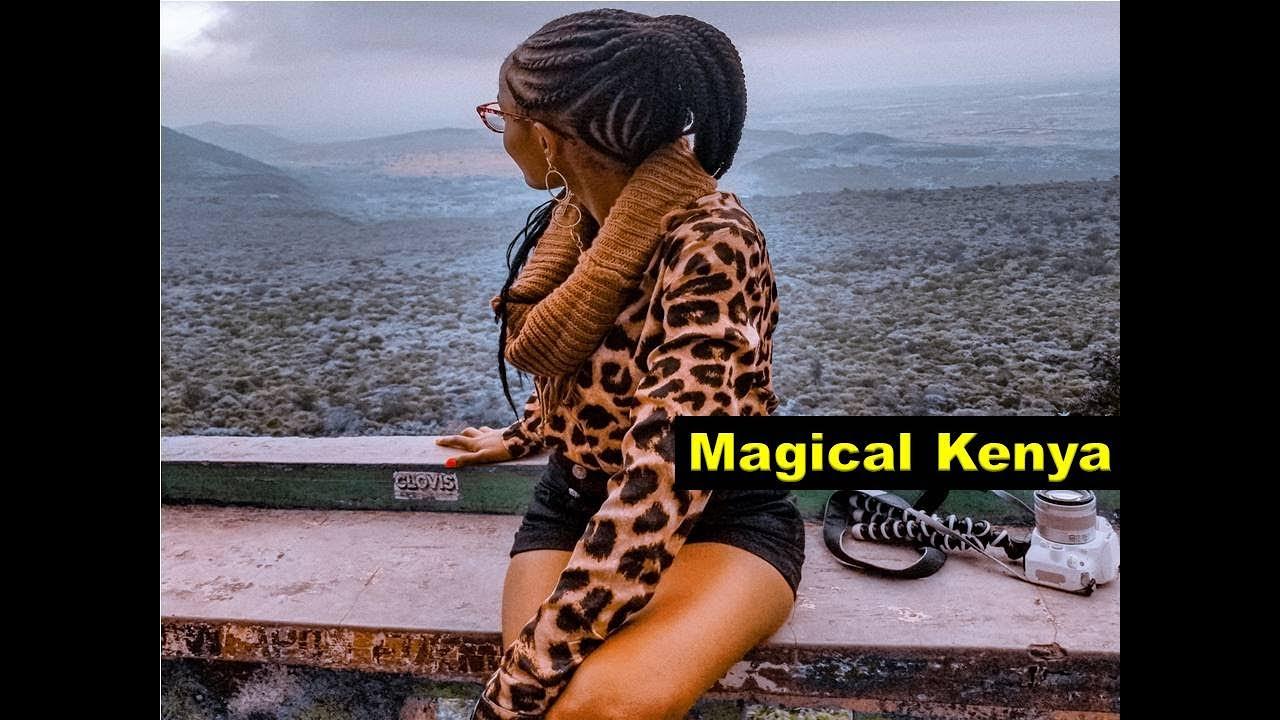 Nairobi  To Masai  Mara  Road trip,Kenya | Travel Vlog 1 | Lavigne Maruti