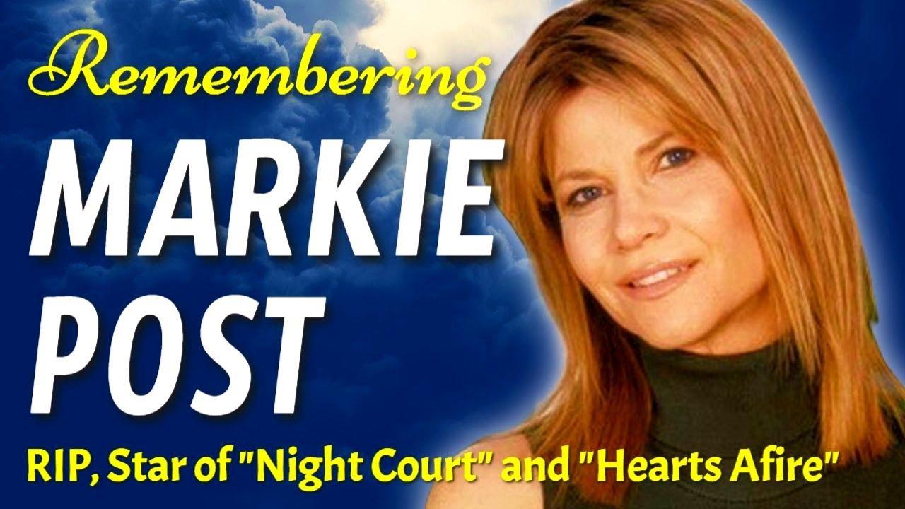 RIP: Markie Post