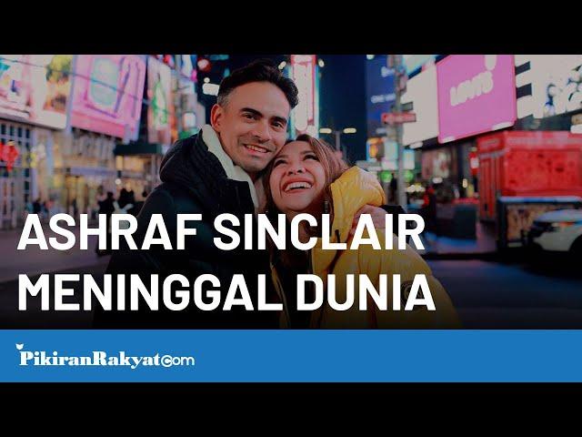 Suami Bunga Citra Lestari, Ashraf Sinclare Meninggal Dunia karena Serangan Jantung di RS MMC Jaksel