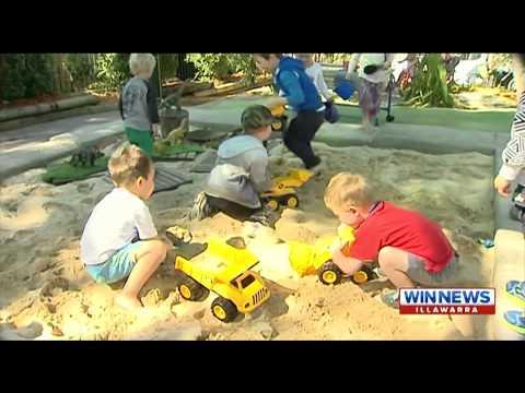 Corrimal Community Preschool's new Playground - Big Fat Smile
