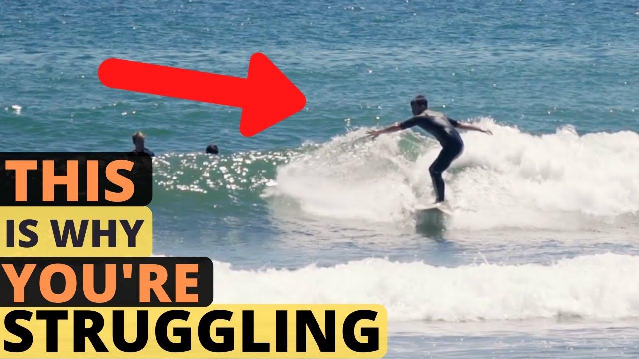 How To Surf Sloppy Weak Waves | Tutorial