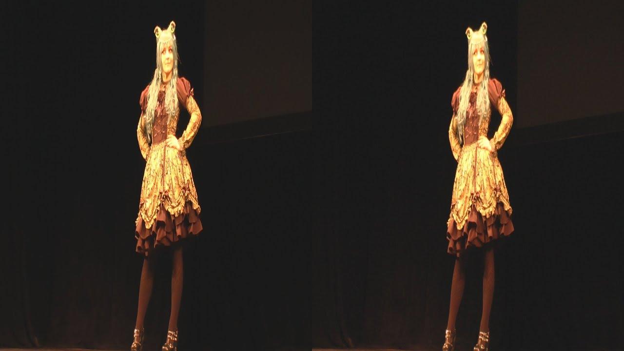 (3D) Lolita fashion: Hime Lolita