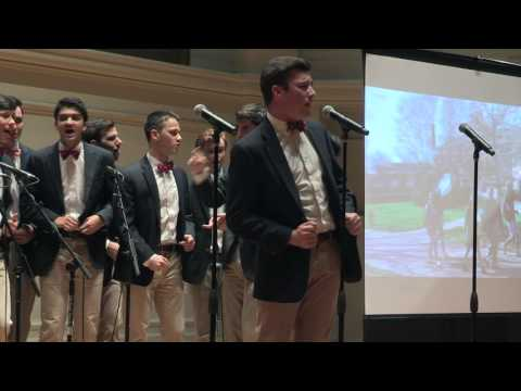 Hooked on a Feeling - The Virginia Gentlemen (A Cappella Cover
