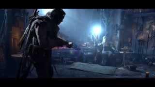 Middle earth Shadow of Mordor  - Сюжетный трейлер