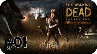 TWD 2 - Un comienzo intenso -  Ep 01 The Walking Dead: Season 2