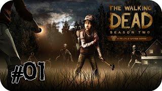 TWD 2 - Un comienzo intenso -  Ep 01 The Walking Dead: Season 2