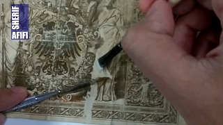 Conservation of Banknote | 1000 Marks 1910