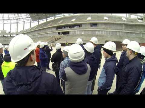 Экскурсия на стадион Динамо