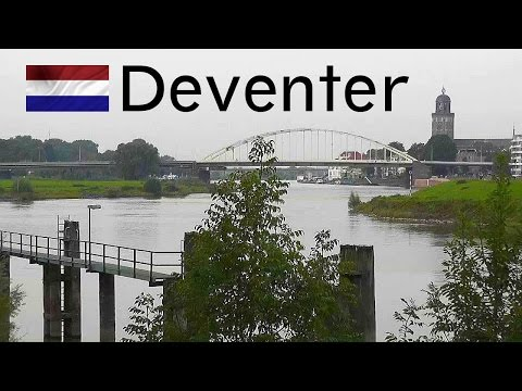 HOLLAND: Deventer city [HD]