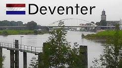 HOLLAND: Deventer city [HD]