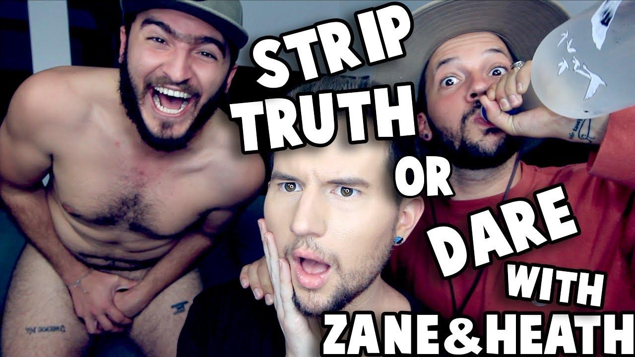Strip Truth Or Dare