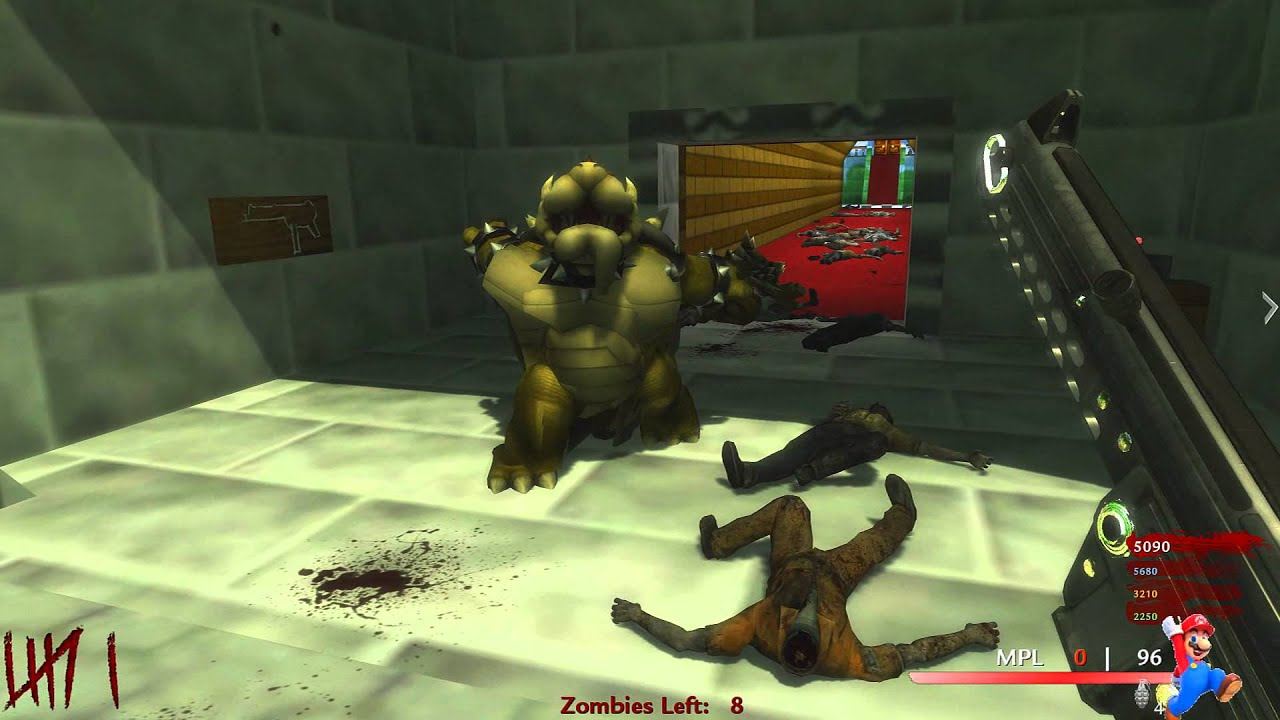 20+ Zombie Mario Map Pictures and Ideas on Weric