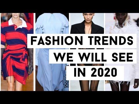 2020 FASHION TREND FORECAST. http://bit.ly/2GPkyb3