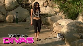 daniel bryan cancels his date with brie bella and josie total divas nov 24 2013