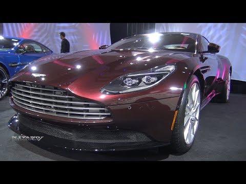 2018 Aston Martin DB11 V8 Coupe - Exterior Walkaround -- 2018 Detroit Auto Show