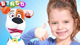 Canción de Bingo - Cancion Infantil | Canciones Infantiles con Nicole