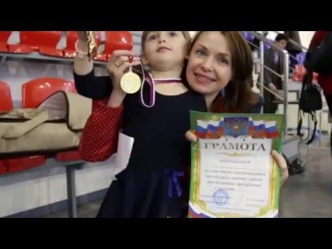 Бальные танцы для детей от 3-х лет. Студия M.Dance