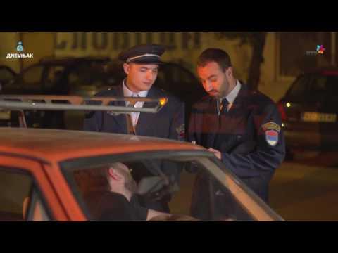 DNEVNJAK - Stevo Đubre i saobraćajni panduri